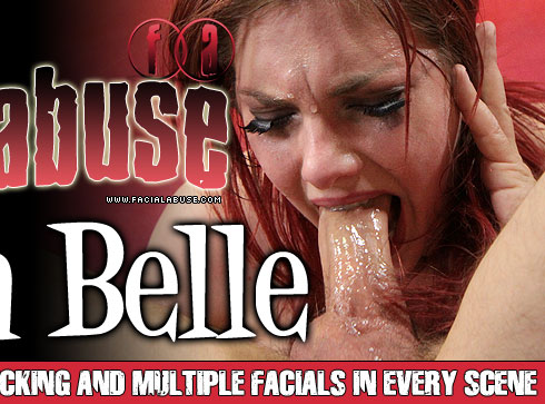 Rainia Belle Face Fucked